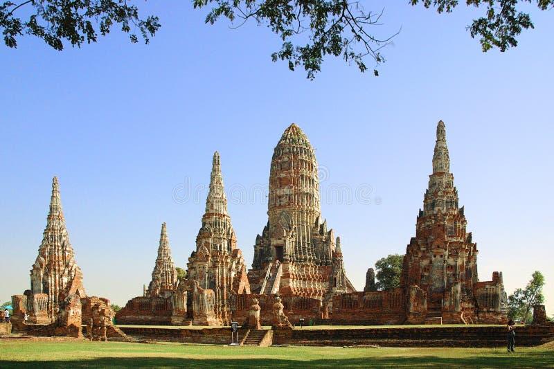 Arquitetura do Khmer foto de stock