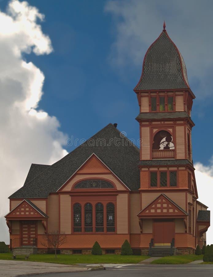 Arquitetura ecléctico imagens de stock royalty free