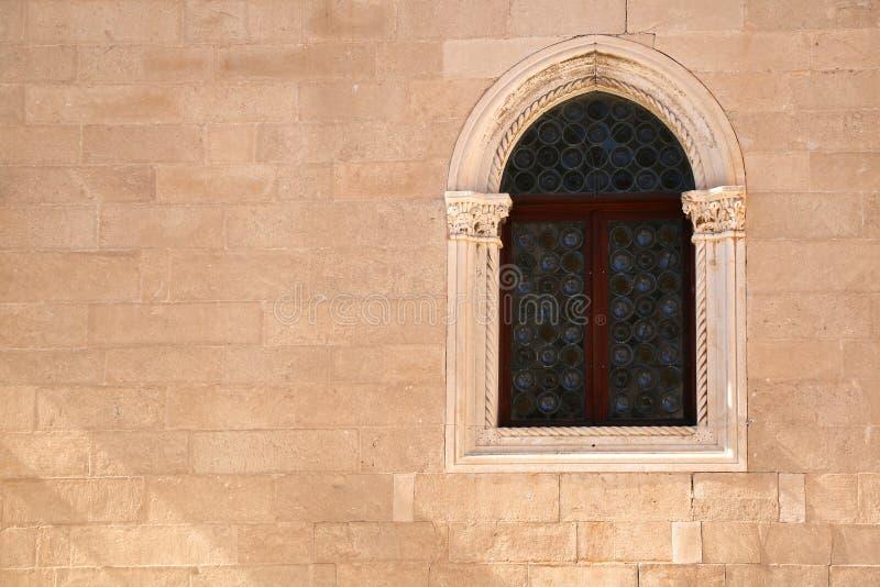 Arquitetura em Dubrovnik fotos de stock royalty free