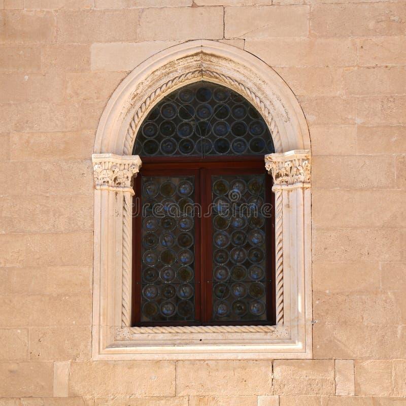 Arquitetura em Dubrovnik fotografia de stock royalty free