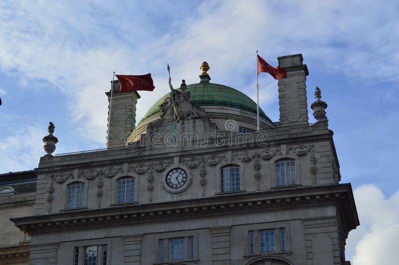 Arquitetura em Londres imagens de stock royalty free