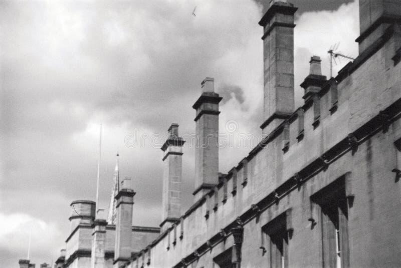 Arquitetura em Oxford fotos de stock