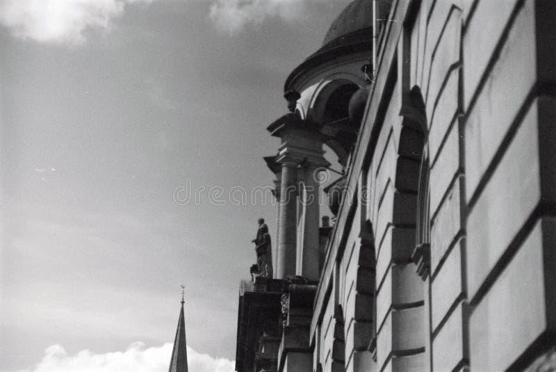 Arquitetura em Oxford fotografia de stock royalty free