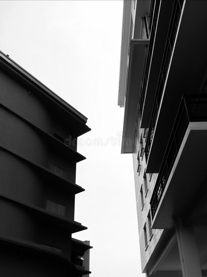 Arquitetura espacial foto de stock