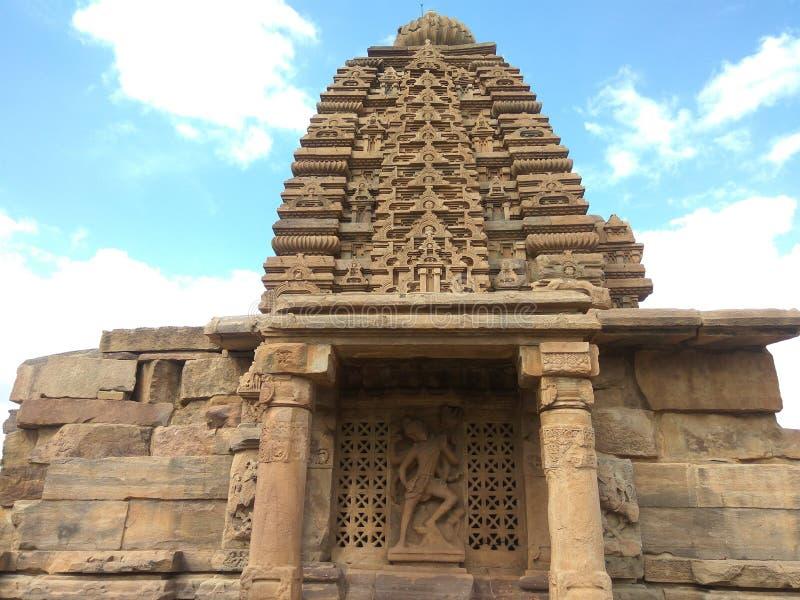 Arquitetura Hindu foto de stock