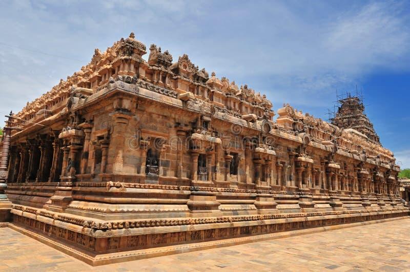 Arquitetura Hindu imagem de stock