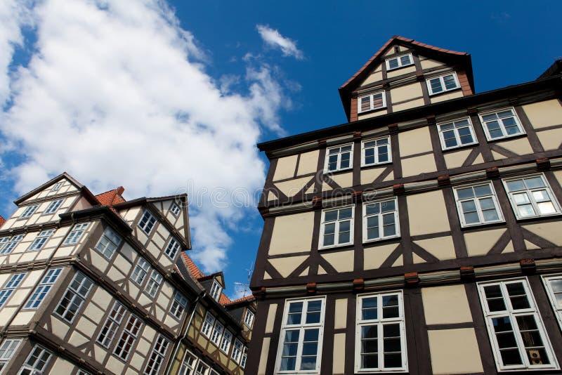 Arquitetura histórica em Hannover imagem de stock royalty free