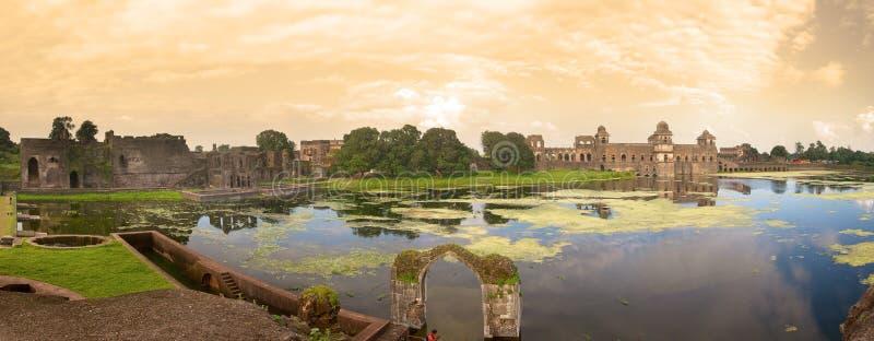 Arquitetura indiana histórica antiga imagens de stock