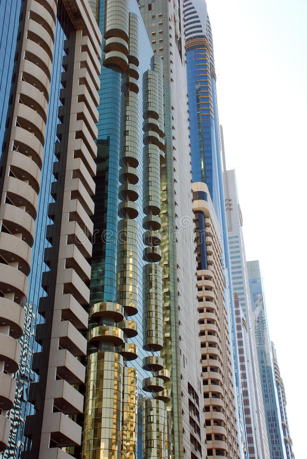 Arquitetura moderna imagens de stock