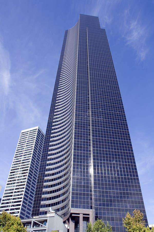 Arquitetura moderna imagem de stock