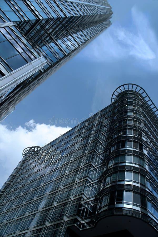 Arquitetura moderna 3. imagem de stock royalty free