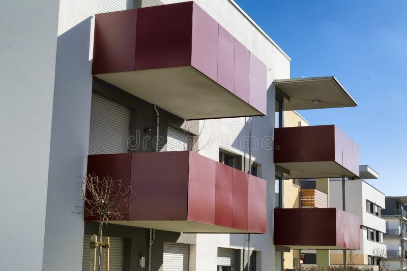 Arquitetura moderna nova Alemanha fotos de stock royalty free