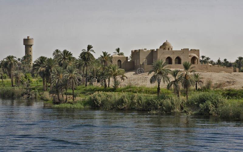Arquitetura tradicional em Egipto fotos de stock