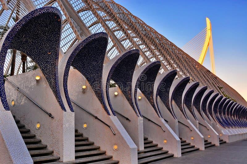 Arquitetura urbana moderna foto de stock royalty free