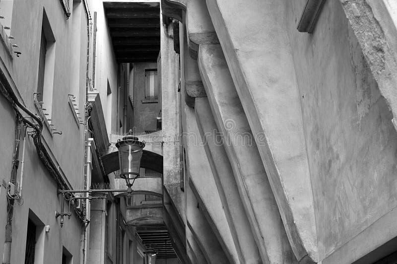 arquitetura velha em Europa imagens de stock