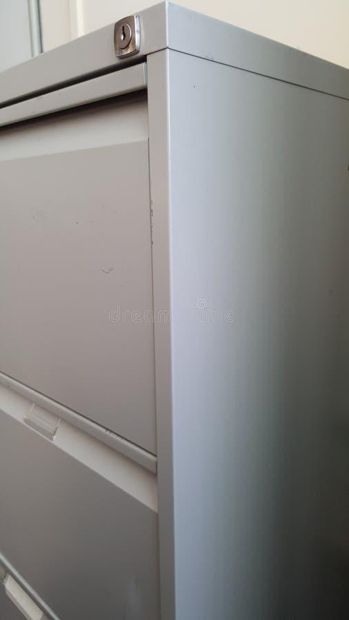 Arquivo do metal fotos de stock