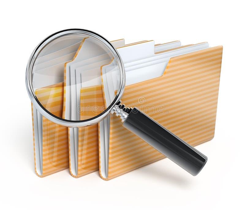 Arquivos da busca - ícone 3d ilustração do vetor
