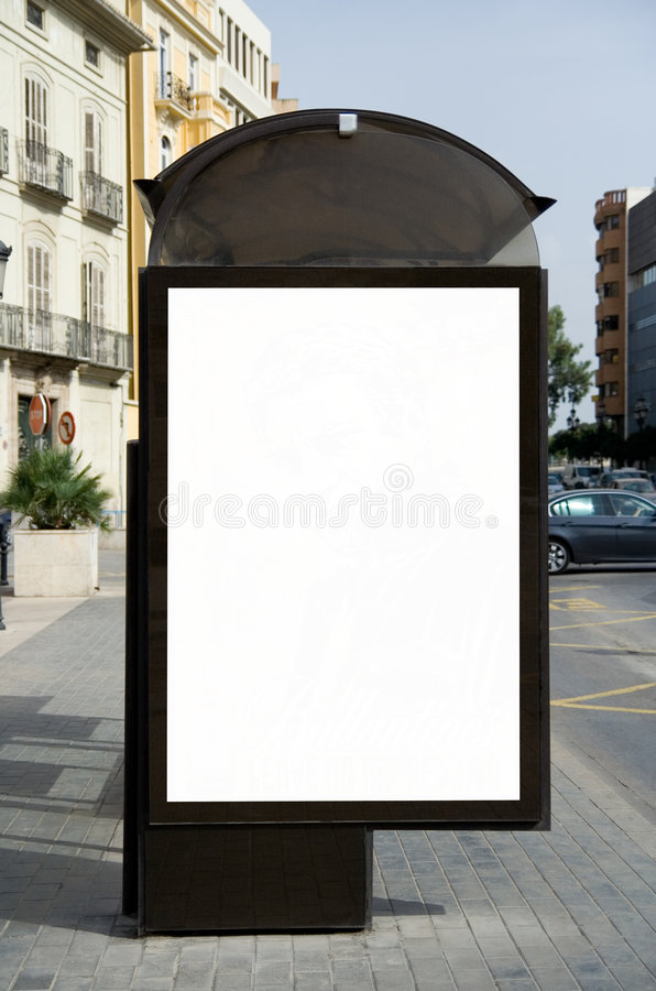 arrêt de bus photos libres de droits