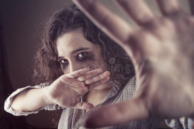 Arrêt de signe photo libre de droits