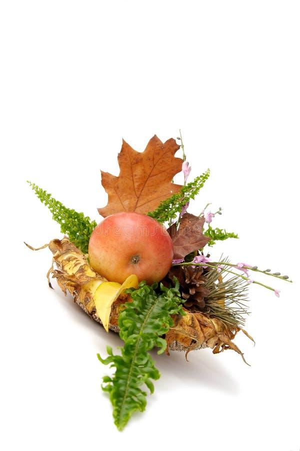 arragement jesienni liście obrazy royalty free