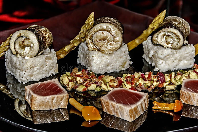 Download Arrangement of food 6 stock photo. Image of health, buffet - 39507282