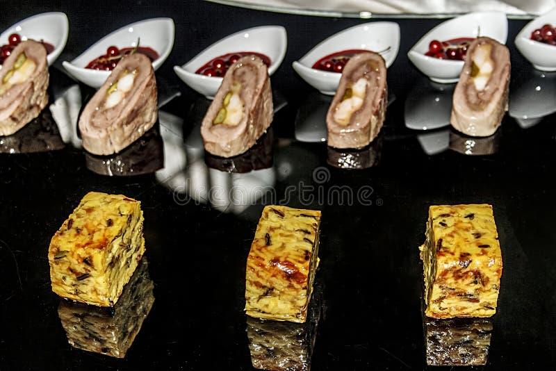 Download Arrangement of food 18 stock image. Image of gourmet - 39507215