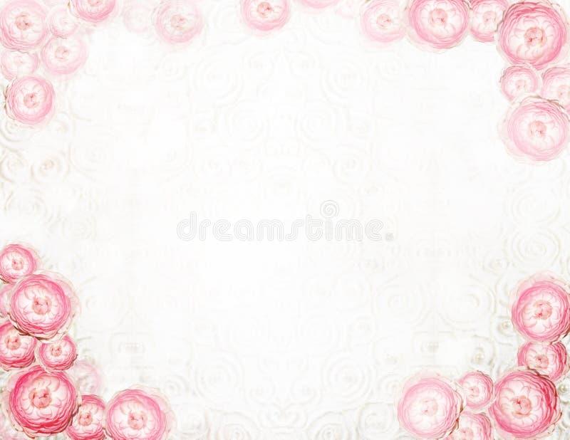 arranger Αφηρημένο εορταστικό Floral υπόβαθρο στοκ εικόνες