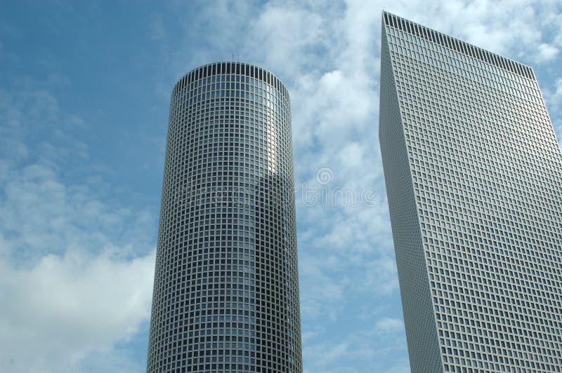Download Arranha-céus foto de stock. Imagem de edifício, redondo - 530156