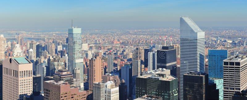 Arranha-céus de New York City imagem de stock royalty free