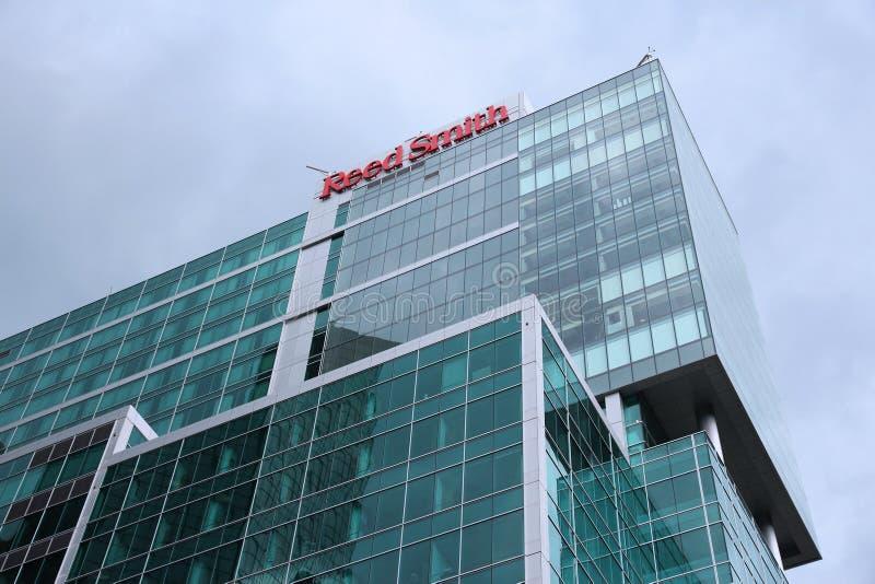 Arranha-céus de Pittsburgh imagem de stock royalty free