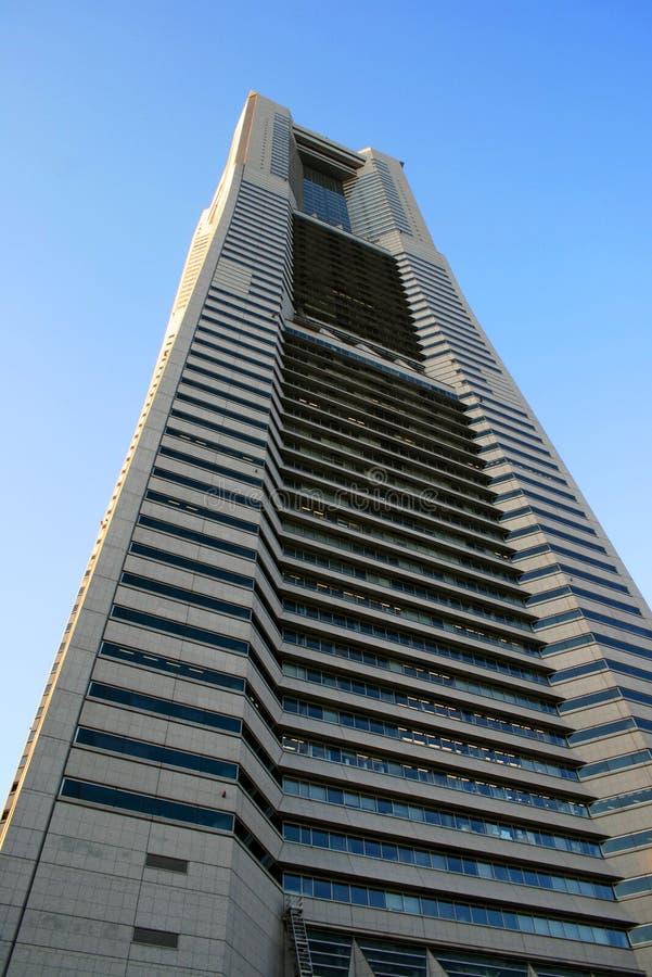 Arranha-céus em Japão fotografia de stock royalty free
