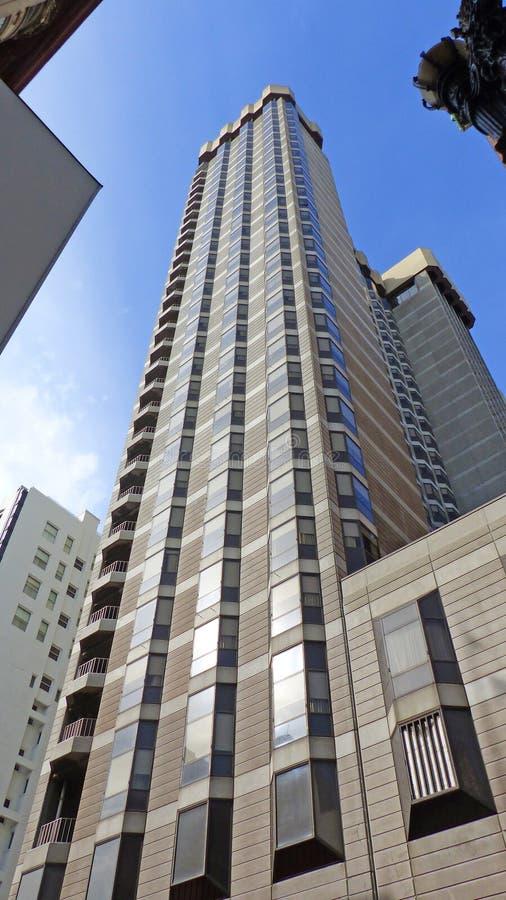 Arranha-céus em San Francisco imagem de stock