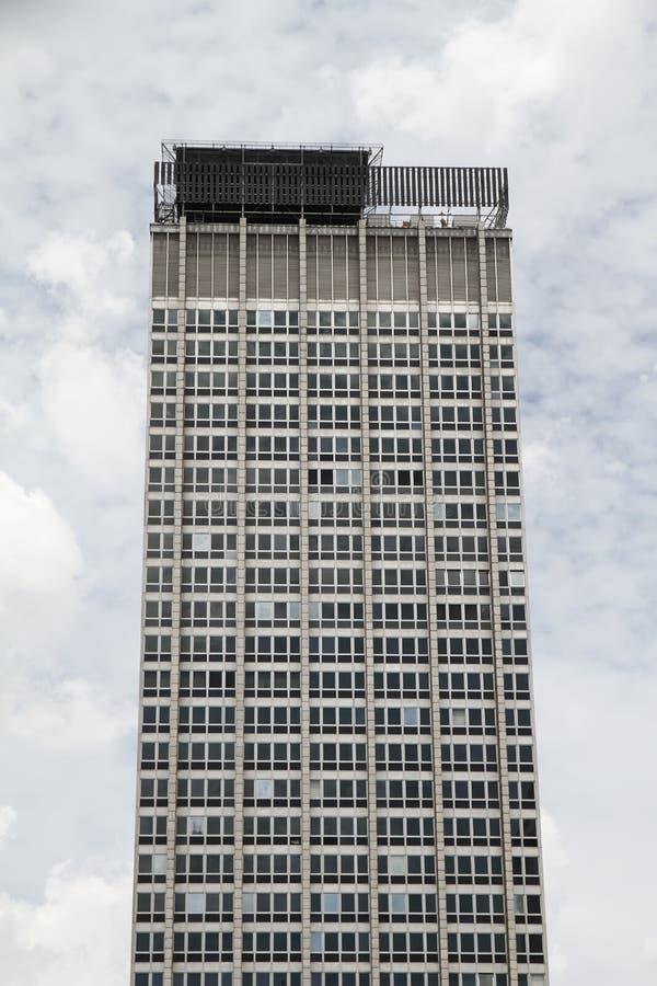 Arranha-céus em Sao Paulo, Brasil. fotos de stock royalty free