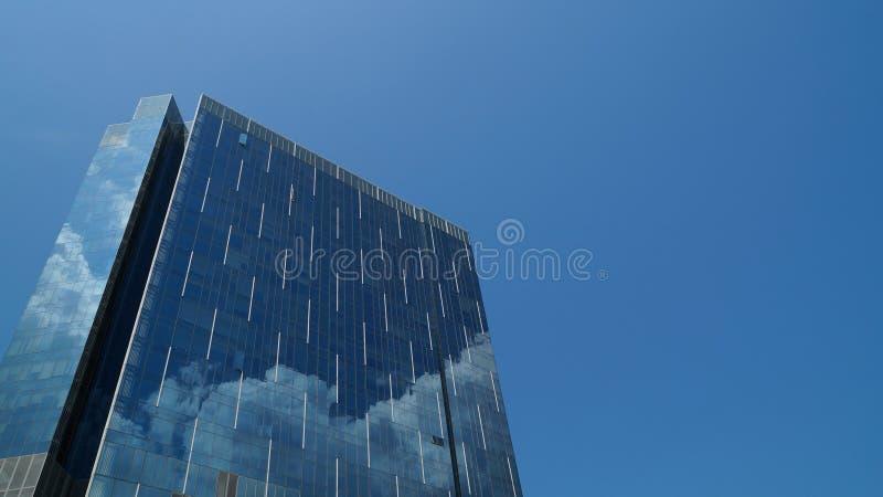 Arranha-céus em Singapura imagens de stock