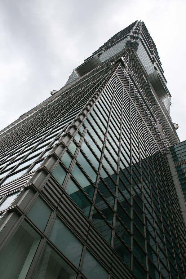 Arranha-céus Formosa de Taipei 101 foto de stock royalty free