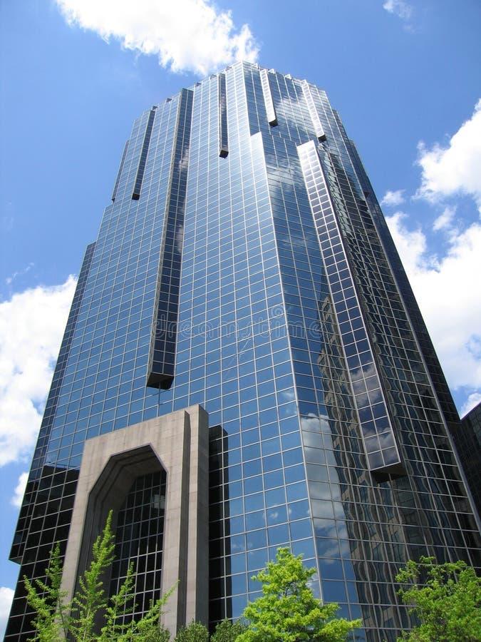 Arranha-céus grande da cidade fotografia de stock royalty free