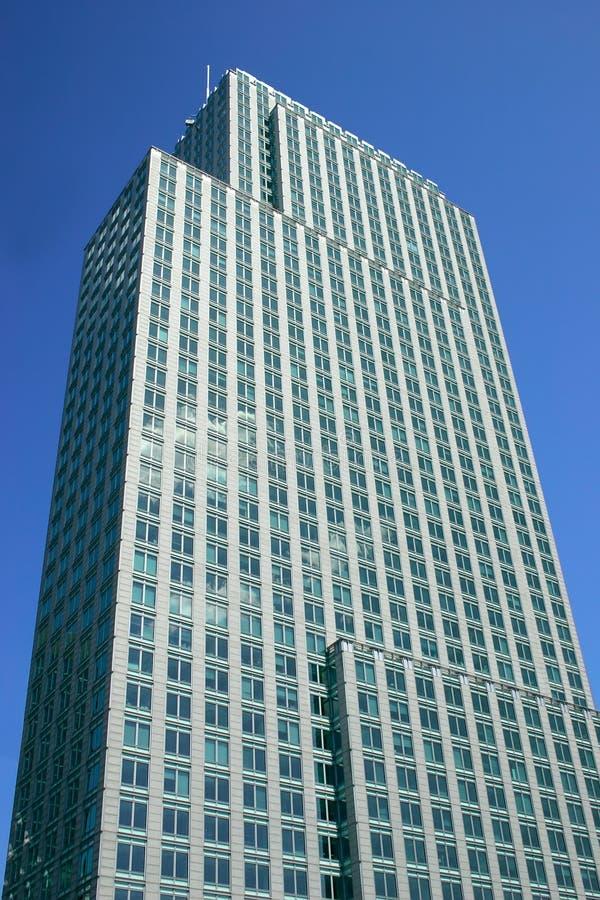Arranha-céus moderno imagens de stock royalty free