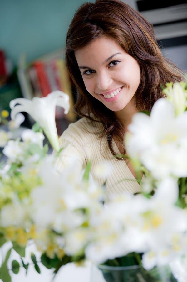 Arranjo Da Flor Foto de Stock Royalty Free