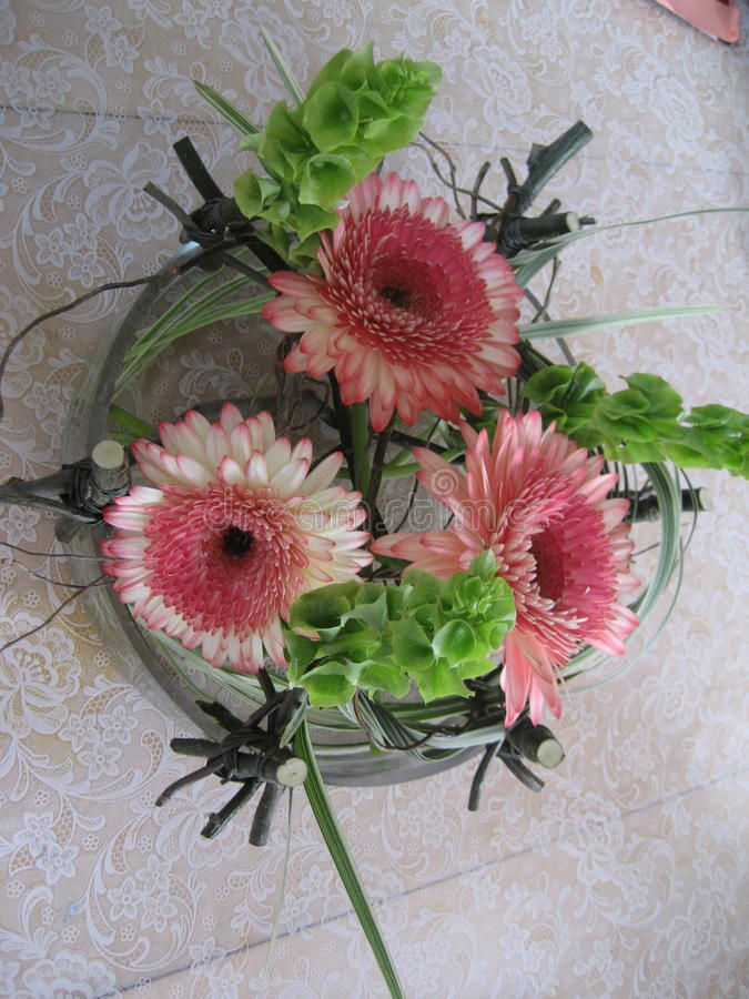Arranjo de flores 1 fotos de stock