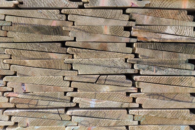 Arranjo de madeira imagem de stock