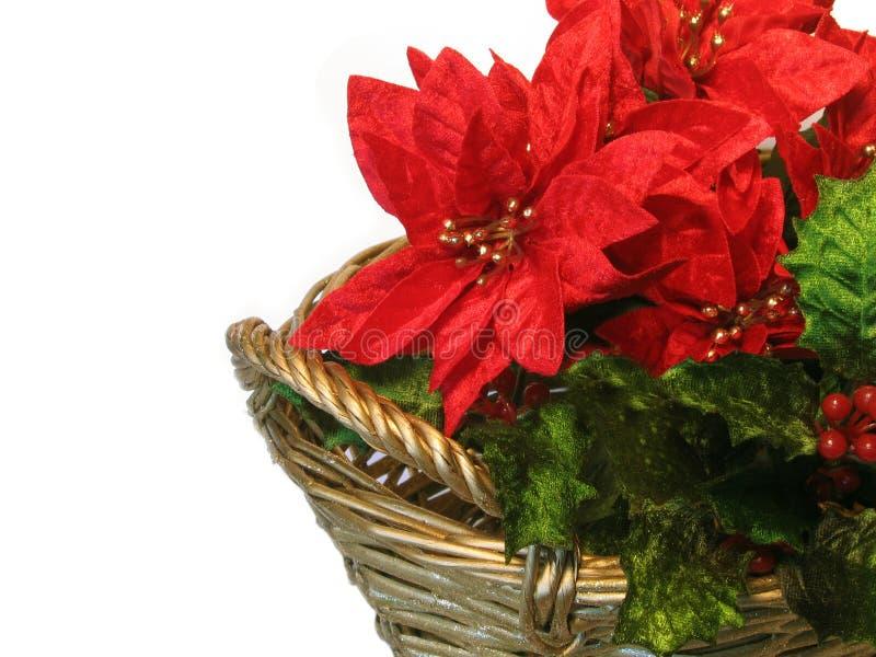 Arranjo do Natal imagem de stock