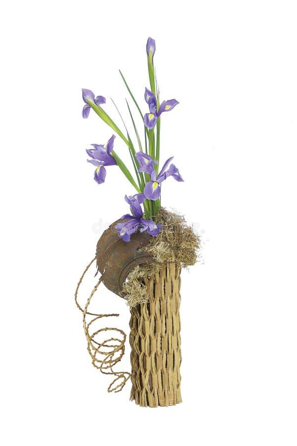 Arranjo floral imagem de stock royalty free