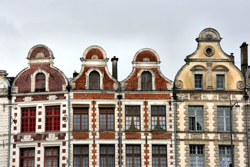 Arras, Pas-de-Calais fotografía de archivo