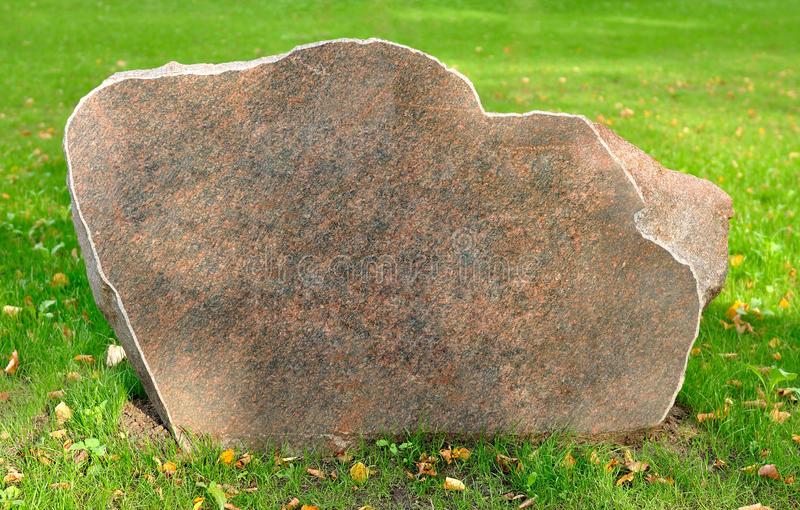 An Array Of Cut Stone Royalty Free Stock Image
