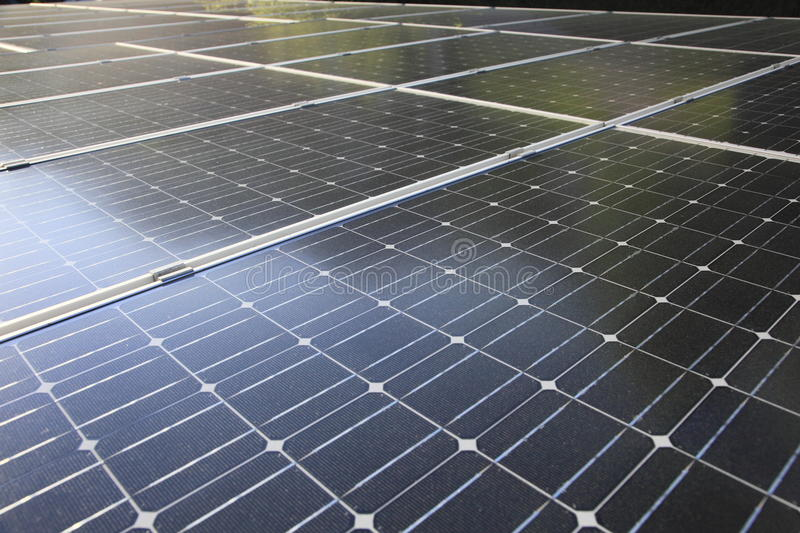 Download Array Of Photovoltaic Modules Stock Photo - Image: 19711154