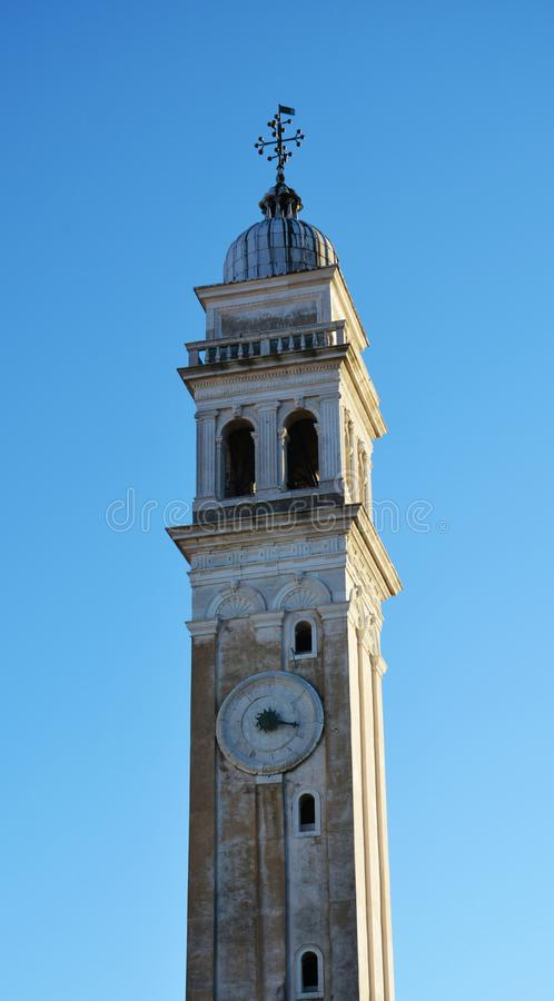 Arredores do ` s de St Mark, torre de igreja, Veneza, Itália, Europa fotografia de stock royalty free