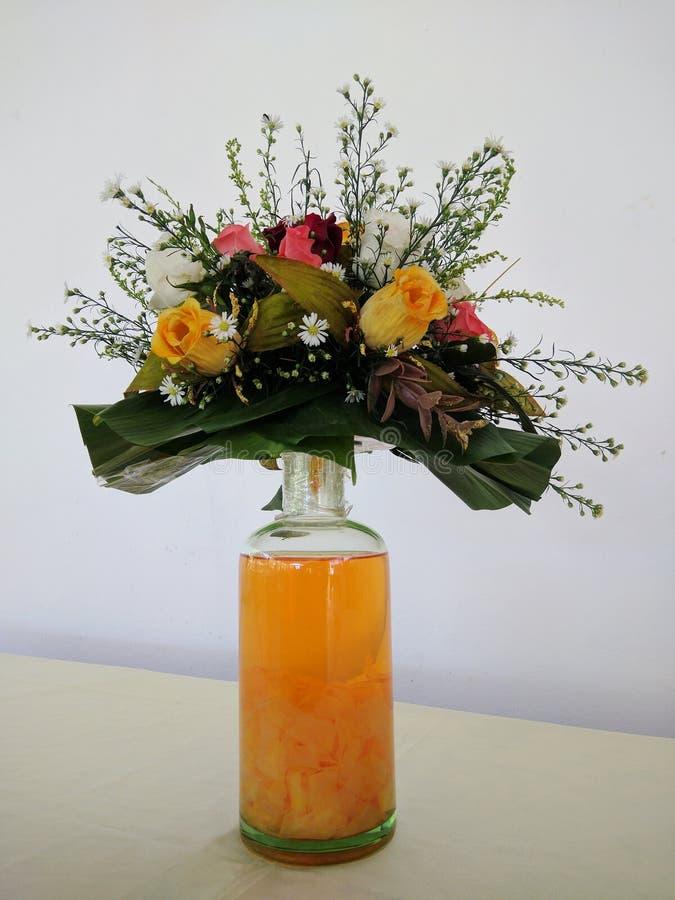 Arreglo floral photos libres de droits
