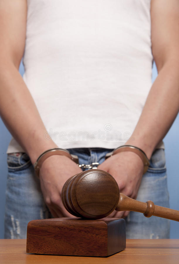 Download Arrest stock photo. Image of cuffs, detention, lawyer - 35593980