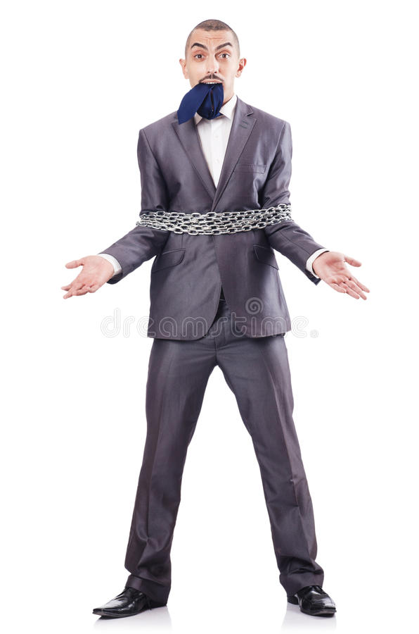 Download Arrested businessman stock image. Image of fraud, handcuff - 29916107