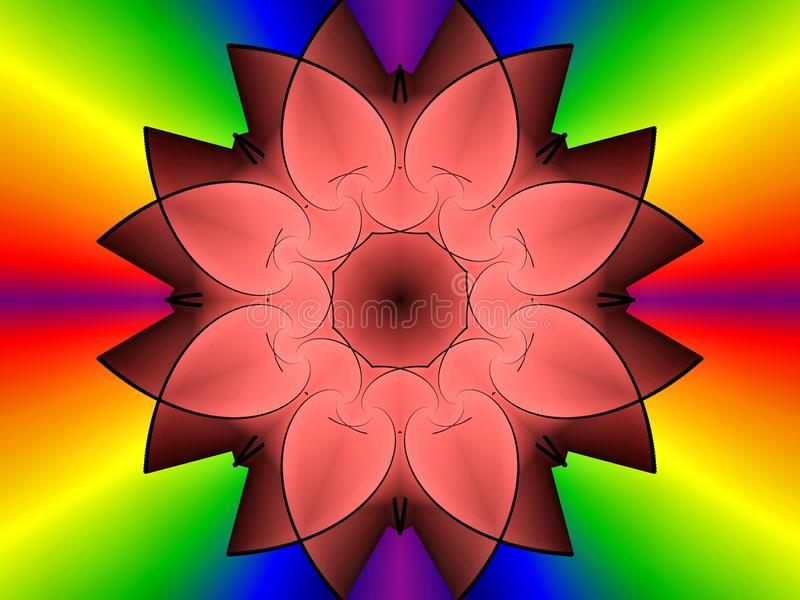 Download Arrested developement stock illustration. Image of kaleidoscopic - 14317869